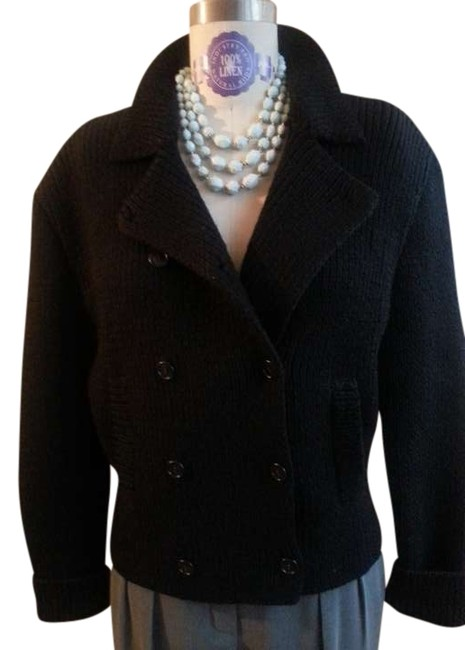 Other Knit Jacket Pea Pea Coat