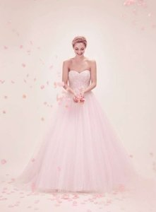 Alita Graham For Kleinfeld Sweetheart Ball Gown In Tulle Wedding Dress