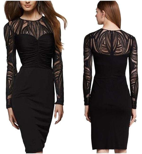 Preload https://item2.tradesy.com/images/david-meister-black-tattoo-lace-illusion-knee-length-cocktail-dress-size-4-s-3849946-0-0.jpg?width=400&height=650