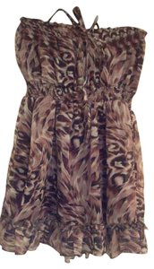 Chesley short dress Leopard Animal Print Safari on Tradesy