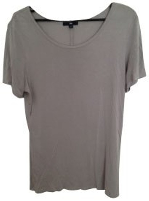 Preload https://img-static.tradesy.com/item/385/gap-grey-tee-shirt-size-8-m-0-0-650-650.jpg