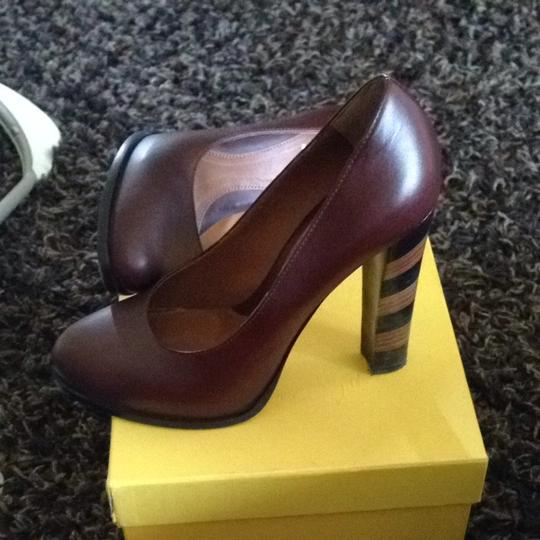 Fendi Brown Pumps