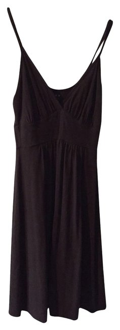 Three Dots short dress Brown on Tradesy