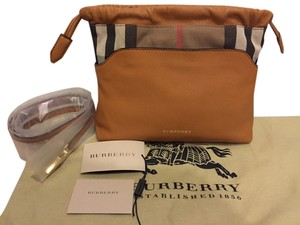 Burberry Crush Little Crush Convertible Cross-body Clutch Shoulder Bag