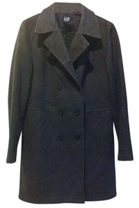 Gap Car Wool Wool Pea Coat