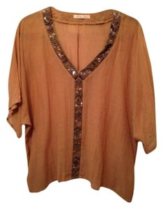 Calypso St. Barth Top Camel