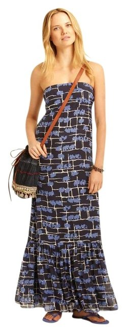 Blue Maxi Dress by Calypso St. Barth