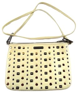 Rebecca Minkoff Leather Studded Rocker Cross Body Bag