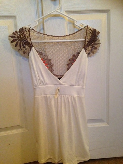 Wet Seal Top White