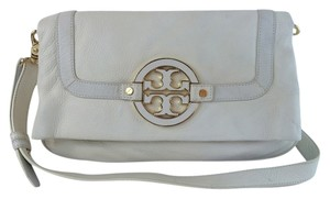 Tory Burch Amanda Foldover Messenger Cross Body Bag