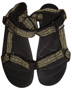 Teva Black/Gray Sandals