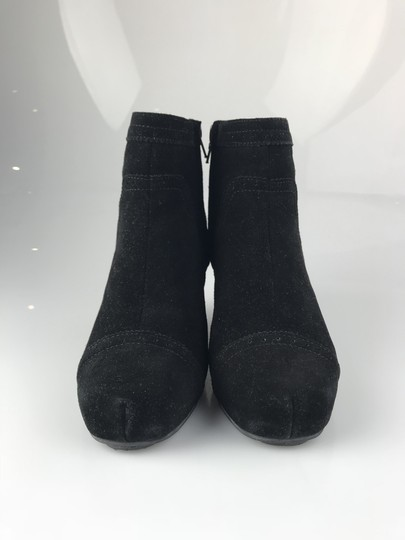 Jeffrey Campbell Black Suede Boots