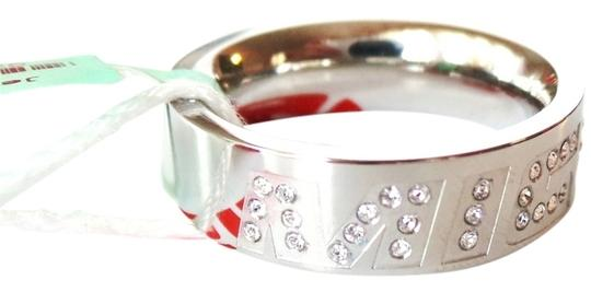 Preload https://item3.tradesy.com/images/miss-sixty-silver-lovely-stainless-steel-and-crystal-new-ring-385557-0-0.jpg?width=440&height=440