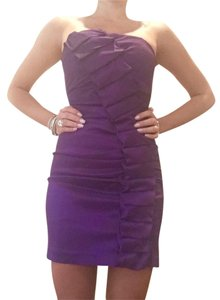 Jessica McClintock Strapless Cocktail Evening Sleeveless Sleeveless Homecoming Prom Nwt New Dress