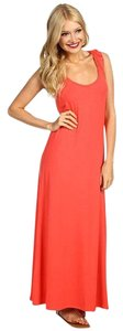 coral Maxi Dress by Gabriella Rocha
