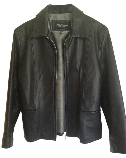 Dimensions Leather Jacket