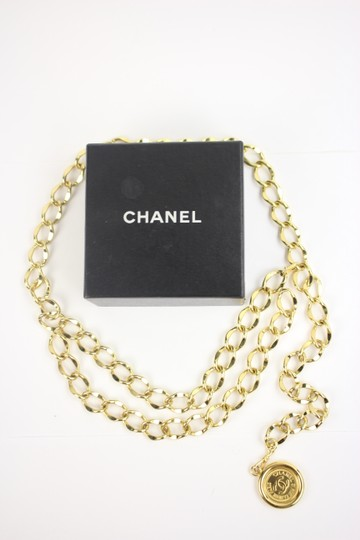 Chanel CC Gold Chain Belt CCTLM21