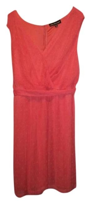 Mlle Gabrielle short dress Coral on Tradesy