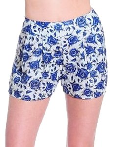 LVLX Dress Shorts blue gray