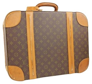 Louis Vuitton Vintage Travel Suit Case Travel Bag