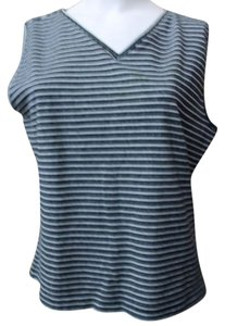 Sonia Rykiel Stripes Stretch Top