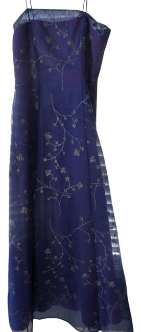 Preload https://item3.tradesy.com/images/morgan-and-co-purple-long-formal-dress-size-8-m-385737-0-1.jpg?width=400&height=650