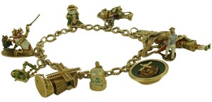 Other Charming Tour of Europe Bracelet