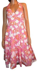 Lilly Pulitzer short dress Pink Willa Palm Beach Swanky on Tradesy