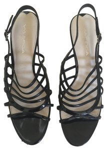 Via Spiga Black patent leather Pumps