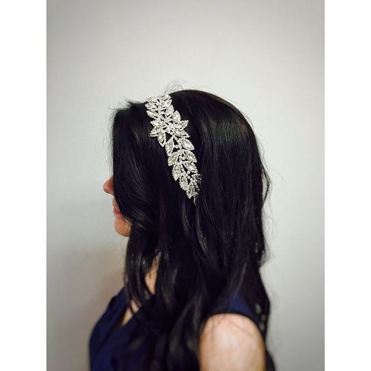 Preload https://item4.tradesy.com/images/silver-crystal-head-wrap-on-ribbon-hair-accessory-3858883-0-0.jpg?width=440&height=440
