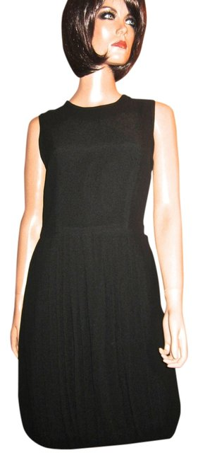 Lyn Devon Silk Lbd Bubble Dress