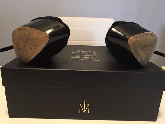 Truth or Dare by Madonna Black Pumps