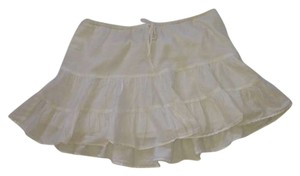 Lucy Love Skirt white Faded to Yellow and Purple