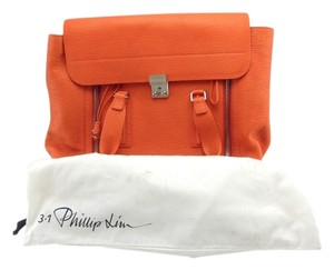 3.1 Phillip Lim Satchel in Mandarin Large