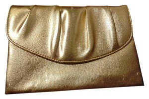 Other gold/dark blue Clutch