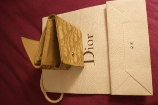 Dior Christian Dior Signature Wallet