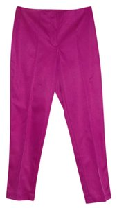 Capri/Cropped Pants Fushsia