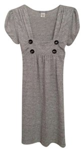 dELiA's short dress Grey on Tradesy