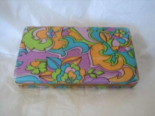 Ingwa Melero 1970's MELE Flower Power Jewelry Case