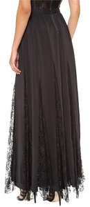 Alice + Olivia Maxi Skirt BLACK