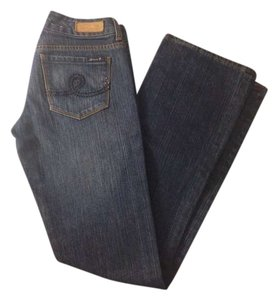 7 For All Mankind Boot Cut Pants Denim