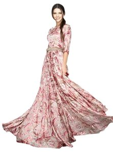 pink Maxi Dress by Von Vonni