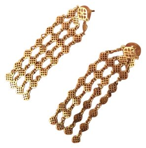 Nasty Gal Gold Dangle Earrings