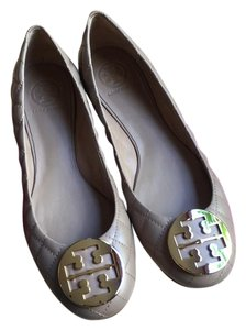 Tory Burch Clay Beige Flats