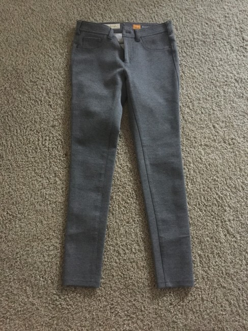 Anthropologie Pilcro Skinny Cut Grey Leggings