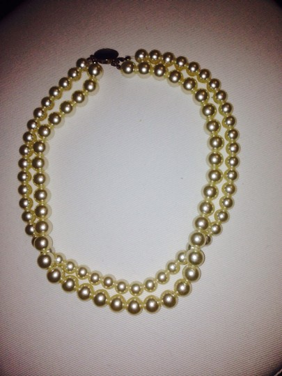 Other Thick Double Strand Pearls