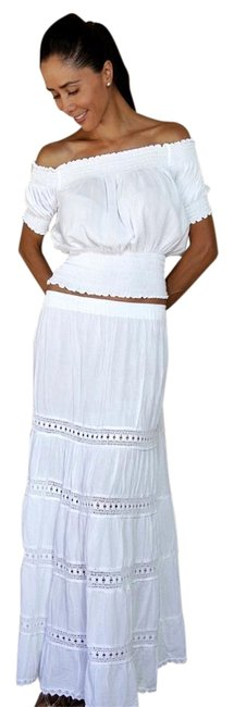 Preload https://item5.tradesy.com/images/lirome-white-organic-gauze-cotton-crochet-bands-ruth-flare-long-country-maxi-skirt-size-4-s-27-3864604-0-2.jpg?width=400&height=650