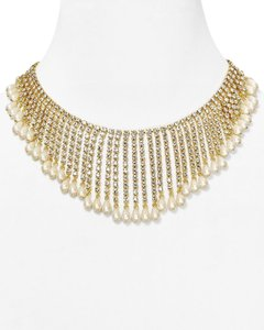 Kate Spade One of a Kind Kate Spade Seaview Spray Statement Necklace BRAND NEW No One Else Has Anything Like it!
