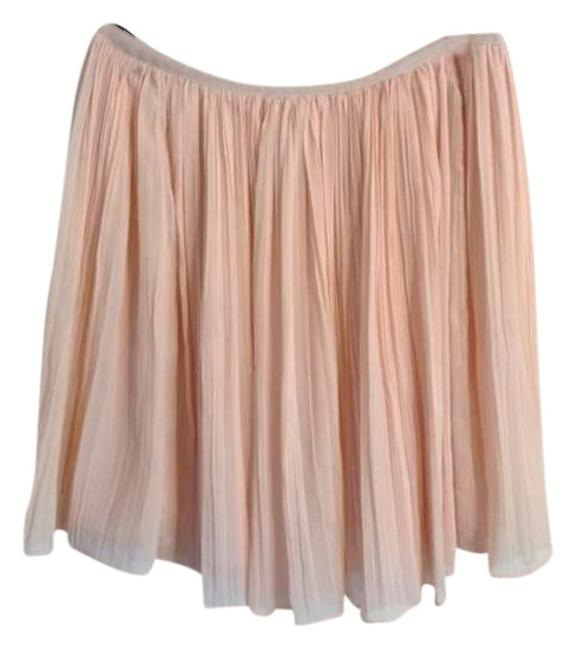 Preload https://img-static.tradesy.com/item/386511/bb-dakota-pinky-peach-knee-length-skirt-size-6-s-28-0-0-650-650.jpg