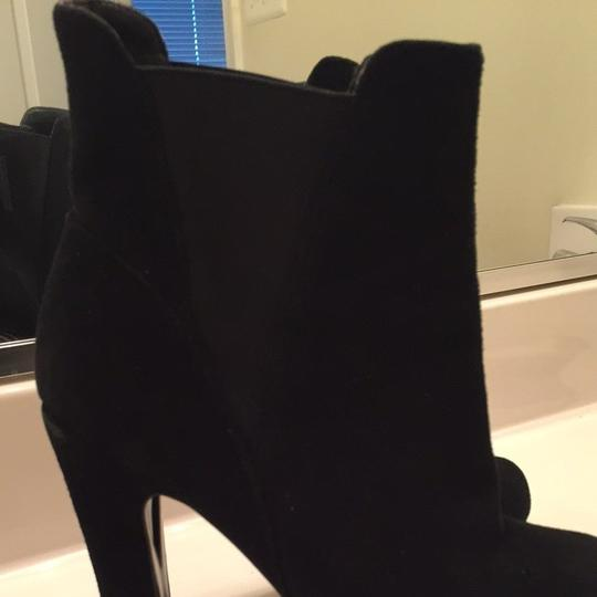 Bakers 95 BLKSUEDE Boots